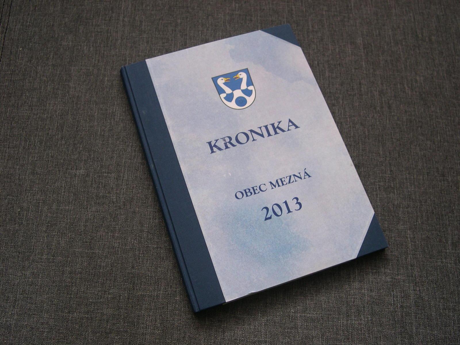 Kronika 2013