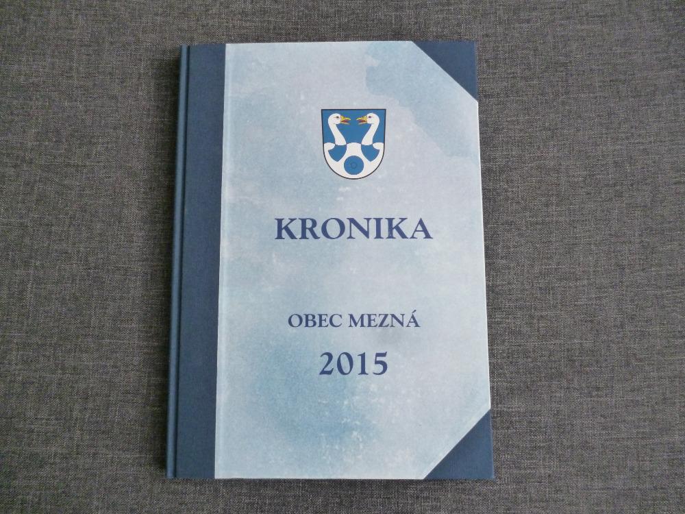 Kronika obce 2015